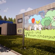 Virtueller Kindergarten